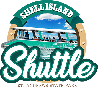 Shell Island Shuttle Service - St. Andrews State Park