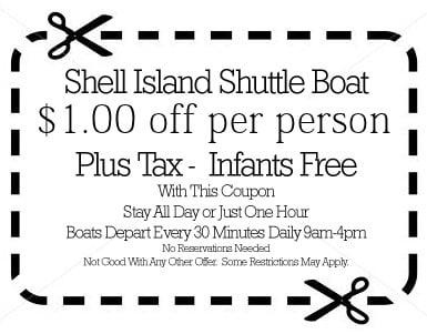 One Dollar Off Shuttle
