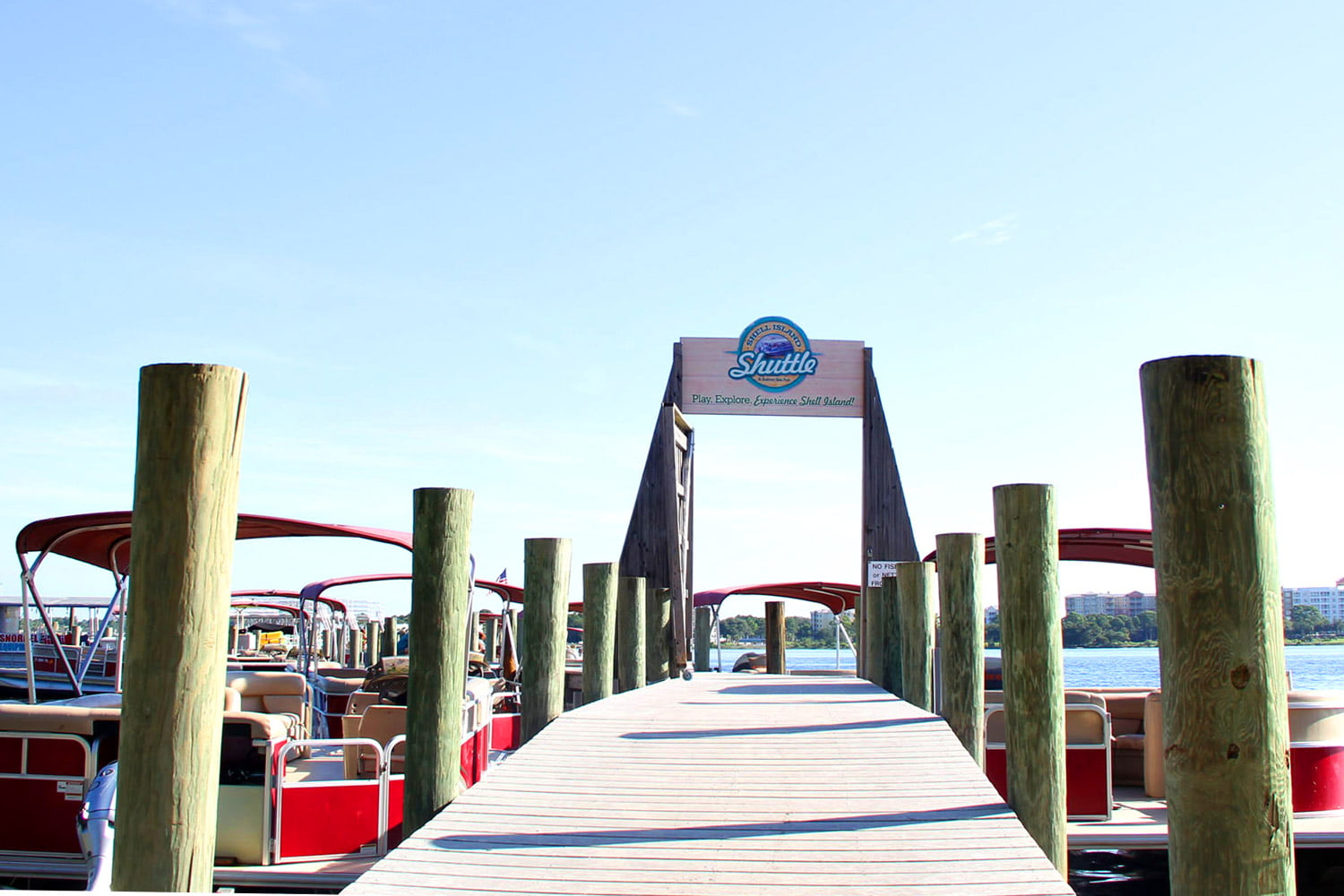 Why rent a pontoon boat in panama city beach?