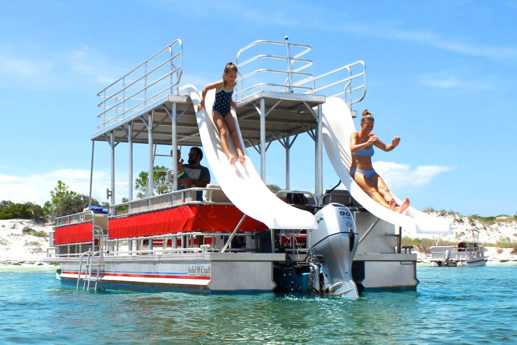 Book Your Pontoon Boat Rentals in Panama City Beach