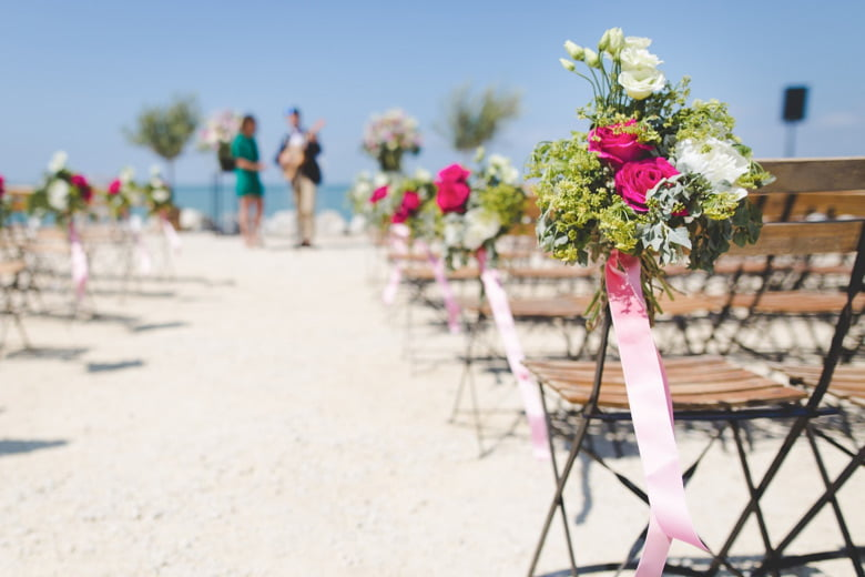 Perfect Beach Wedding in Panama City Beach Florida
